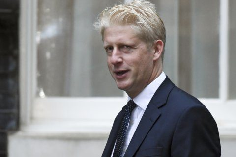 This time it's Boris Johnson's younger brother jumping ship