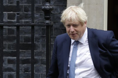 Boris Johnson could be forced out as UK Prime Minister next week