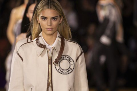 Burberry, Christopher Kane show new collections in London
