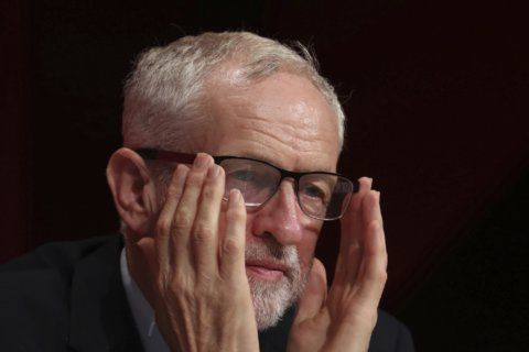 UK Labour chief Corbyn: I will serve full term if made PM