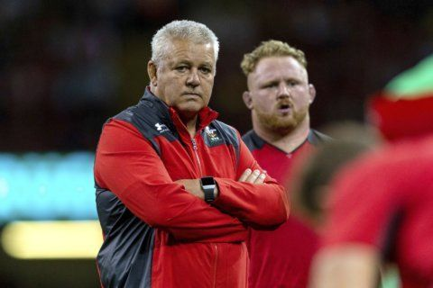 Departing Gatland out for perfect end to 12-year Wales reign