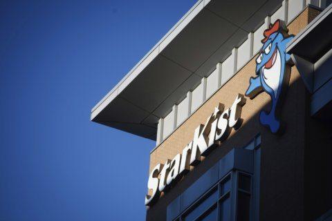 Judge: StarKist to pay $100M fine in tuna price-fixing case