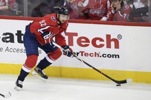 Capitals' Evgeny Kuznetsov suspended 3 games by NHL