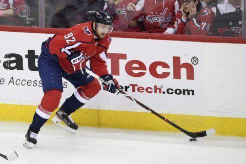 Capitals' Evgeny Kuznetsov suspended 3 games by NHL