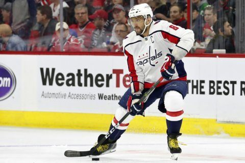 Correction: Capitals-Ovechkin story