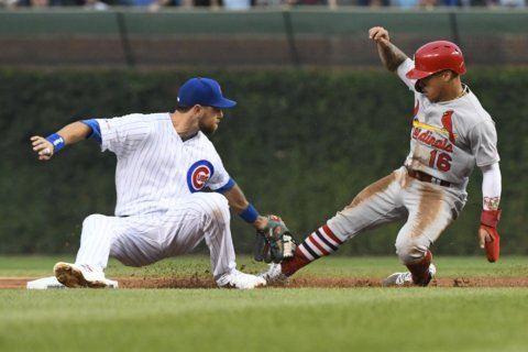 Cubs' Zobrist uncertain about playing future