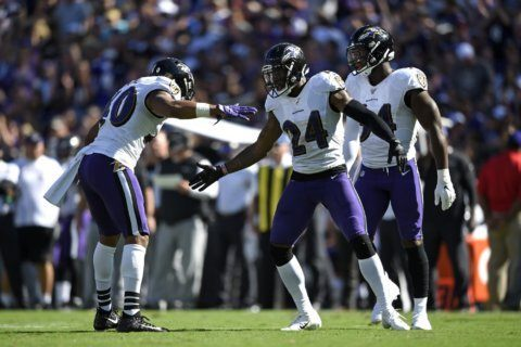 Thomas, Ravens D up for challenge of facing Mahomes & Chiefs