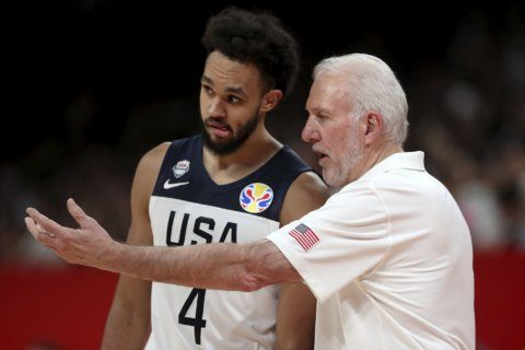 Olympic bound US tops Brazil 89-73, gains World Cup quarters