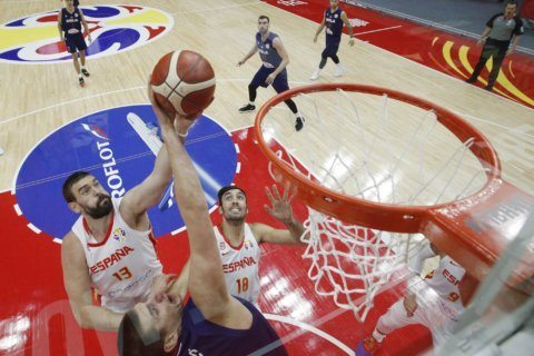 Gasol, Spain to meet Argentina in World Cup final
