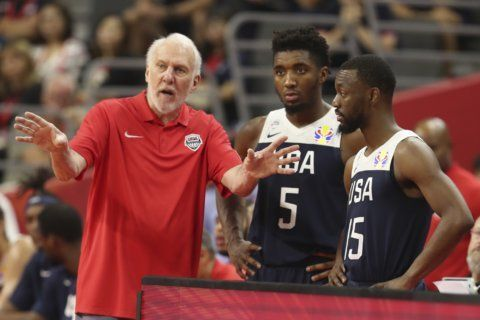 USA Basketball thinking ahead after disappointing World Cup