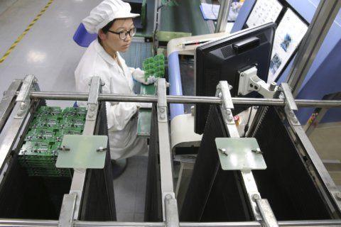 Surveys show China manufacturing demand weak amid trade war