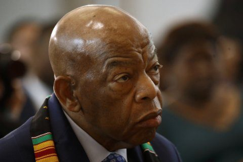 Congressman John Lewis says cancer is his latest battle