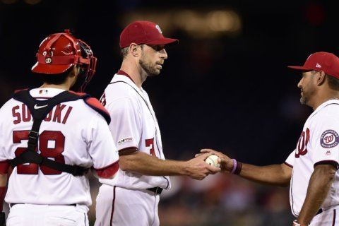 Column: How the Nationals should plan for the Wild Card Game