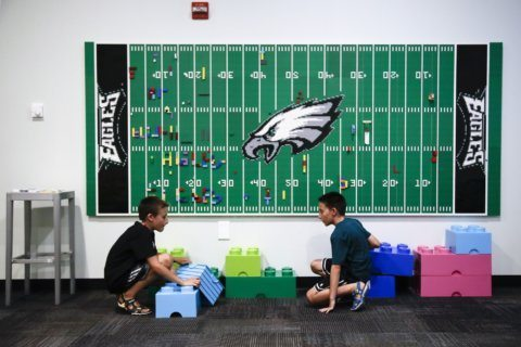 Eagles build room in Linc for fans with sensory needs