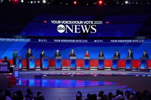 Democrats increase qualifying thresholds for November debate