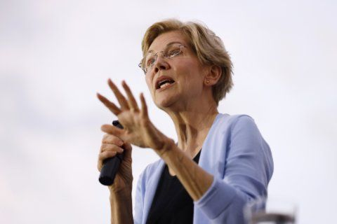 Warren's momentum spurs new attacks from 2020 rivals