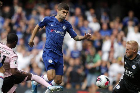 US star Pulisic confident in form despite Chelsea benching