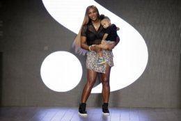Serena Williams, Alexis Olympia Ohanian Jr