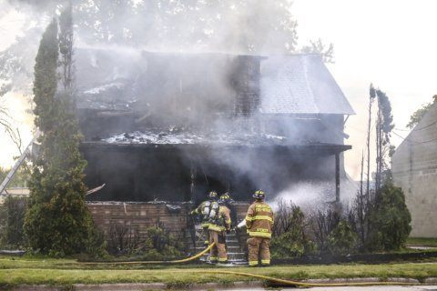 3 dead in fire at Wisconsin group home for mentally disabled