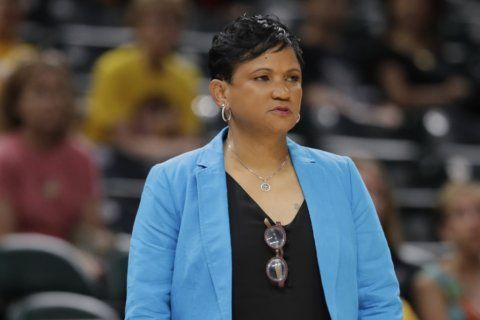 Indiana Fever fire coach and general manager Pokey Chatman