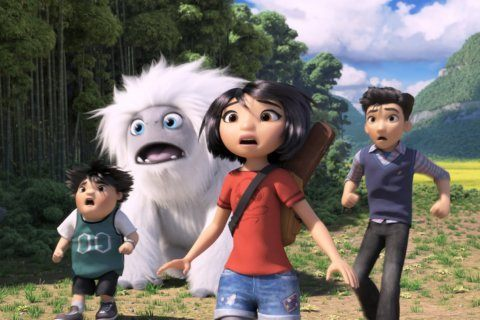 DreamWorks, Shanghai studio hope 'Abominable' suits China