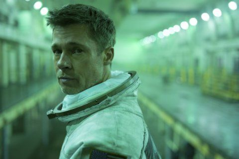 Movie Review: 'Ad Astra' stars Brad Pitt in sci-fi journey to the stars