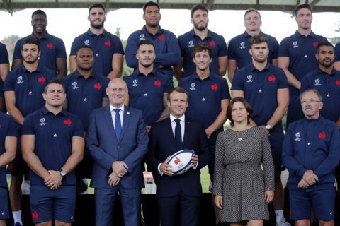 Struggling France heads to World Cup with limited ambition