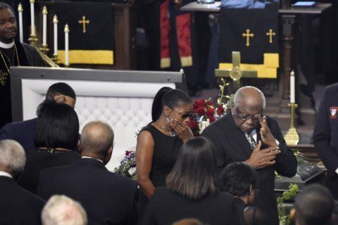 SC's Clyburn remembers wife's steady influence on politics