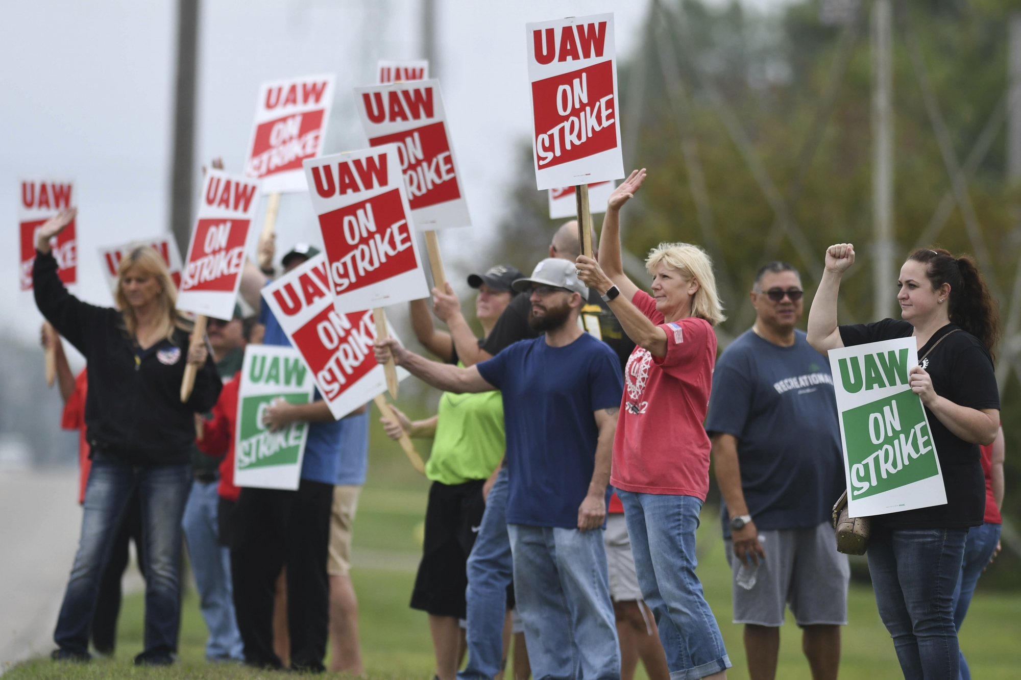 United Auto Workers strike against GM may be headed to day ...