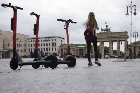 Berlin police: In 3 months of e-scooters, 74 accidents