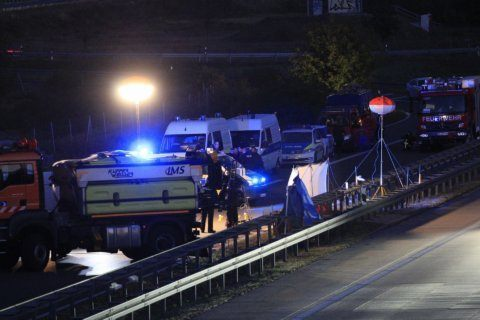 German police shoot Polish man suspected of killing woman