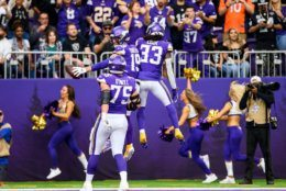 "<p><b><i>Raiders 14</i></b><br /> <b><i>Vikings 34</i></b></p> <p>Even if Kirk Cousins is, in fact, a ""<a href=""https://deadspin.com/kirk-cousins-isn-t-worth-a-shit-1838248498?utm_source=deadspin_facebook&amp;utm_campaign=socialflow_deadspin_facebook&amp;utm_medium=socialflow"" target=""_blank"" rel=""noopener"" data-saferedirecturl=""https://www.google.com/url?q=https://deadspin.com/kirk-cousins-isn-t-worth-a-shit-1838248498?utm_source%3Ddeadspin_facebook%26utm_campaign%3Dsocialflow_deadspin_facebook%26utm_medium%3Dsocialflow&amp;source=gmail&amp;ust=1569294743341000&amp;usg=AFQjCNG0GGrMbPkF-m4V7MOA8DWZQ5Rvng"">dumb man&#8217;s idea of a poor man's Matt Ryan</a>"" he&#8217;s got a good enough team around him — most notably a clearly-healthy and <a href=""https://twitter.com/ESPNStatsInfo/status/1175853963742257153?s=20"" target=""_blank"" rel=""noopener"" data-saferedirecturl=""https://www.google.com/url?q=https://twitter.com/ESPNStatsInfo/status/1175853963742257153?s%3D20&amp;source=gmail&amp;ust=1569294743341000&amp;usg=AFQjCNHmyl1hpTl5GYaeNFADk4t9JH0iPA"">extremely productive Dalvin Cook</a> — to make some noise in an unexpectedly good division. Beating a <a href=""https://profootballtalk.nbcsports.com/2019/09/19/jon-gruden-schedule-will-test-our-mental-toughness/"" target=""_blank"" rel=""noopener"" data-saferedirecturl=""https://www.google.com/url?q=https://profootballtalk.nbcsports.com/2019/09/19/jon-gruden-schedule-will-test-our-mental-toughness/&amp;source=gmail&amp;ust=1569294743341000&amp;usg=AFQjCNF4lPXUhCf7kHDttfD-6-XdlIcr3A"">screwed-by-the-schedule</a> squad is nice, but stealing a win in Chicago next week would go a long way toward changing the narrative surrounding Cousins and the Vikings.</p>"