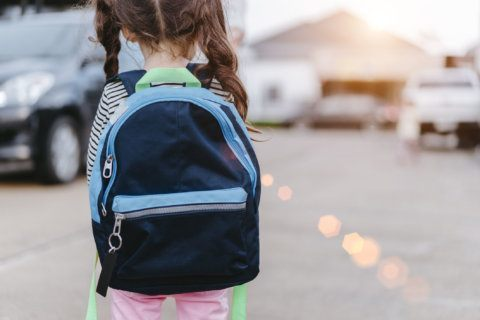Lighten up: Backpack safety tips to help during the school year