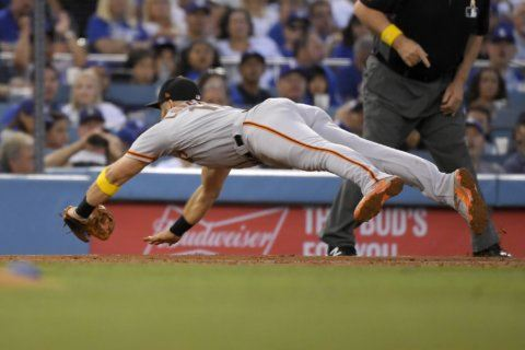 Beede, Giants shut down Dodgers in a 1-0 victory