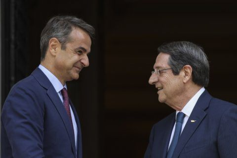 Greece: Turkey 'continues to provoke' over Cyprus
