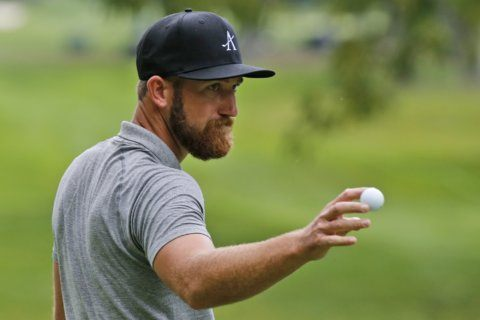 Kevin Chappell shoots 11-under 59 at The Greenbrier