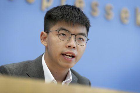 In leaderless Hong Kong movement, Joshua Wong just 1 voice