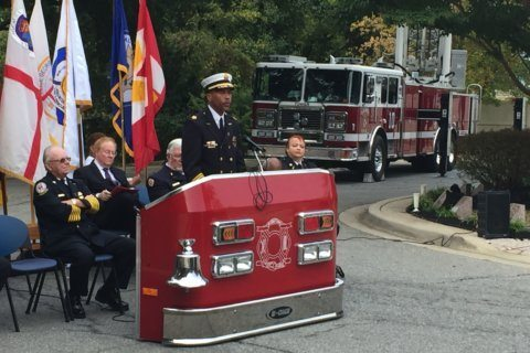 Prince George's Co. fire chief finds new job in retirement