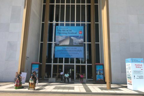 Kennedy Center celebrates latest expansion 'The Reach' with free opening festival