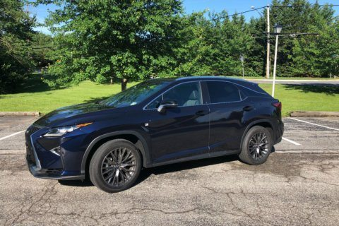Looking for luxury and space? The Lexus RX 350 has you covered