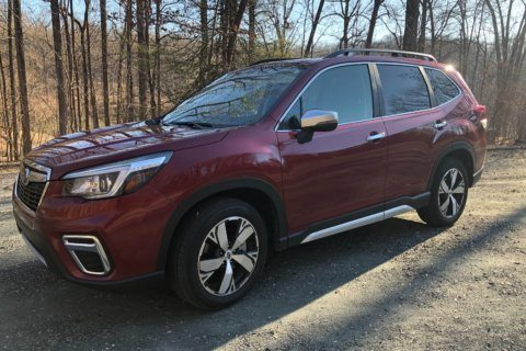Car Review: Looking for a small, capable SUV? Subaru Forester Touring is refined compact crossover