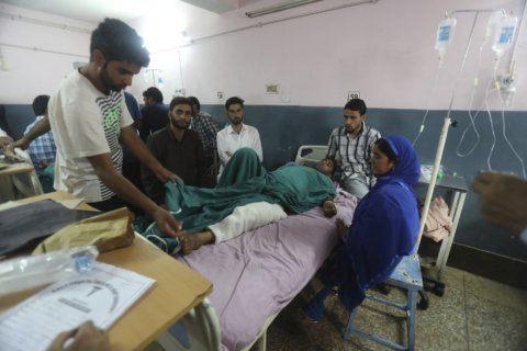 Top India security official: Despite death, Kashmir peaceful