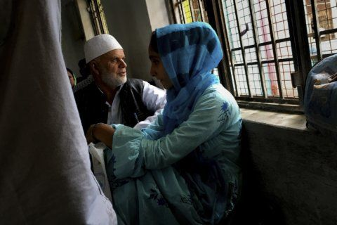Families struggle to meet Kashmiris lodged in Indian jail