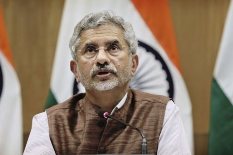 India-US relations in good health, foreign minister says