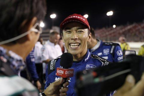 Sato extends with Rahal, Herta moves to Andretti