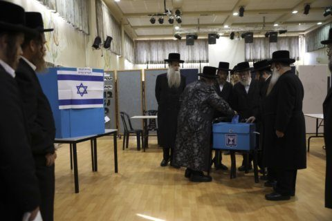 Israel's election highlights secular-religious divide