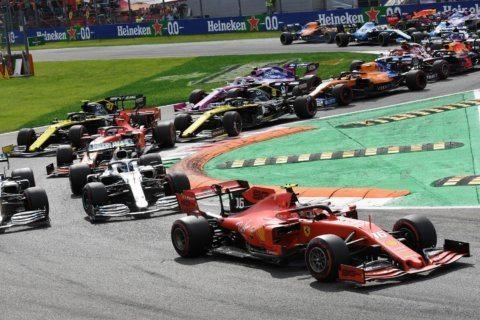 Leclerc ends Ferrari's 9-year wait for Italian GP win