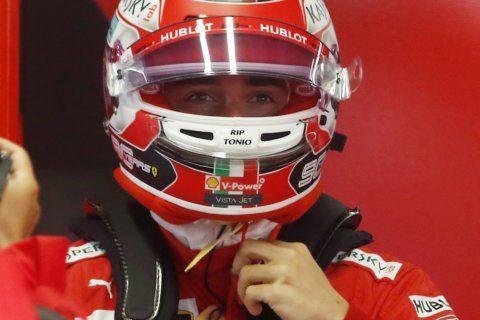 Drivers pay tribute to Hubert at Italian GP