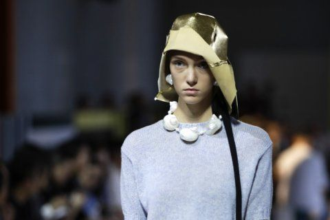 Milan: Less is more at Prada, Arbesser keeps it personal