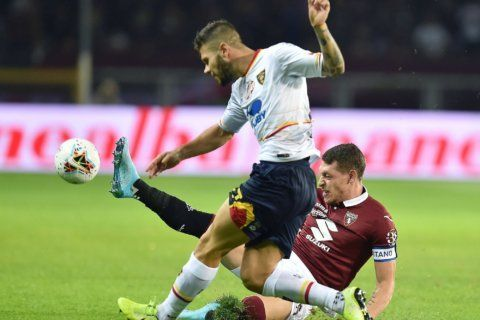 Torino's perfect start ends with home loss to Lecce